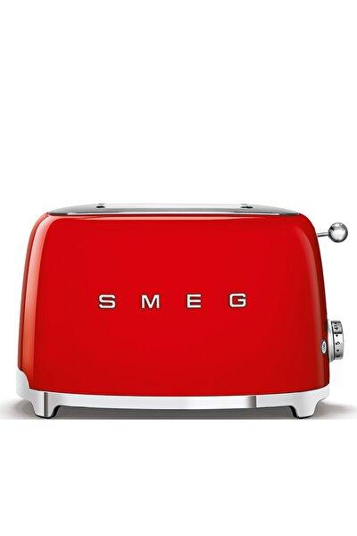 2 Dilimli Ekmek Kızartma Makinesi Kırmızı