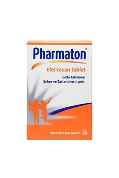 20 Efervesan Tablet