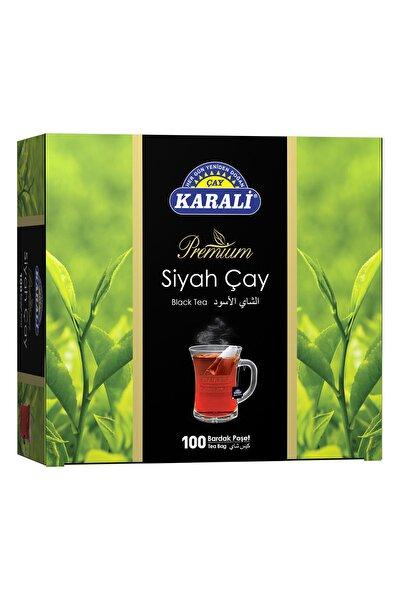 Karali Premium Bardak Poşet Çay 100'lü
