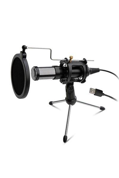 Dmk7722 Elite Pc/laptop Streaming Usb Mikrofon Siyah