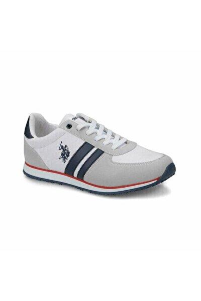 PLUS Beyaz Erkek Sneaker Ayakkabı 100248390