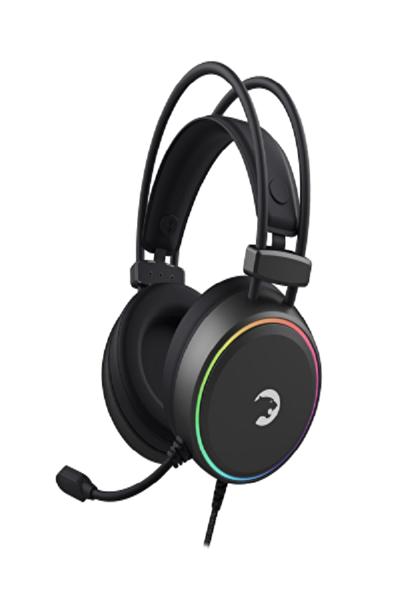Jin Siyah 7.1 Kulaküstü Kulaklık