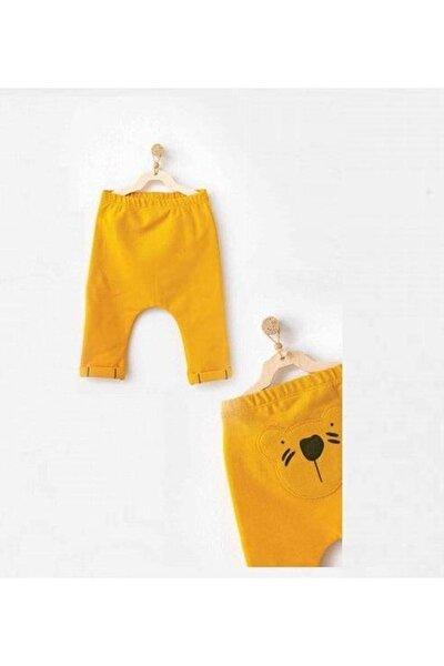 Ac21079 Bear Camp Bebek Pantolon Mustard
