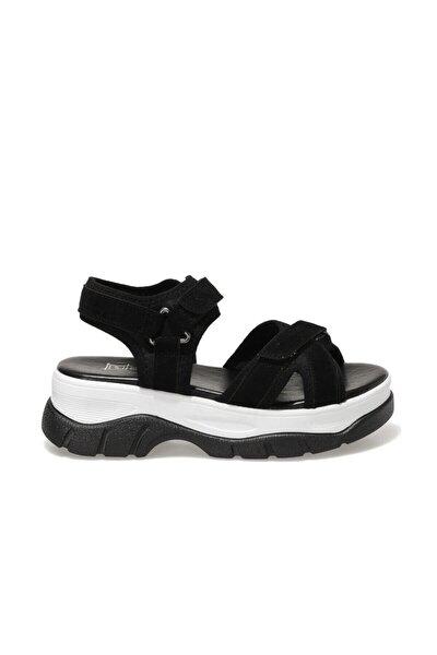 20S-6001FX Siyah Kadın Sandalet 101029628
