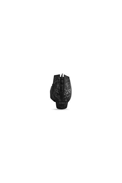 Kablolu Siyah Oyun Mouse Sm-700