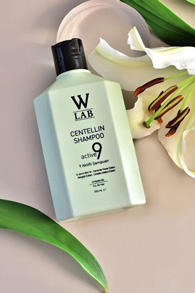 W - Lab Centellin Shampoo (Egzama ve Kepek Şampuanı)