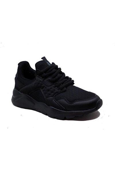 Kadın Siyah Spor Ayakkabı 21090