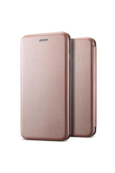 Samsung Galaxy Note 10 Lite Uyumlu Mıknatıslı Standlı Flip Cover Lux Cuzdan Kılıf