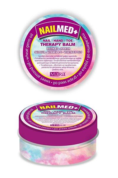 Nailmed+ Biotin Tırnak El Ayak Bakım Yağı 60ml