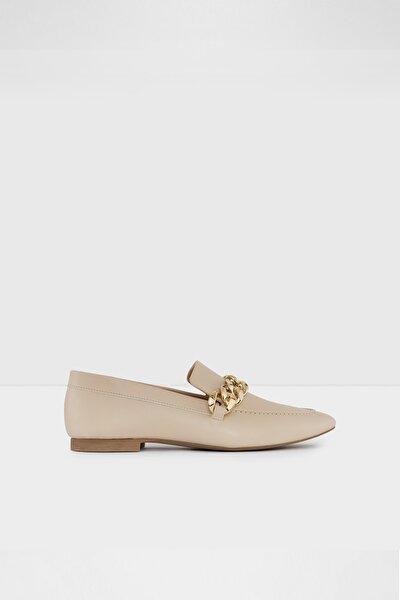 Kadın Bej  Oxford Ayakkabı