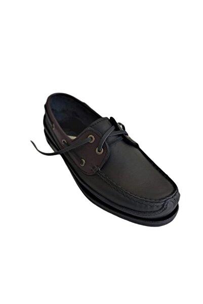 Erkek Hakiki Deri Günlük Ortepedi Ayakkabı