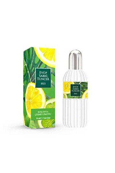 Çeşme Limonu Cam Şişe Kolonya 16ml