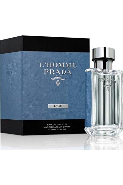 L'homme Eau Edt 50 ml Erkek Parfümü