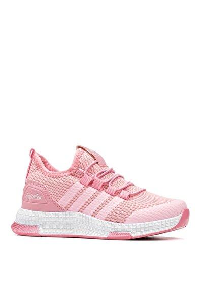Unisex Çocuk Pembe Spor Ayakkabı