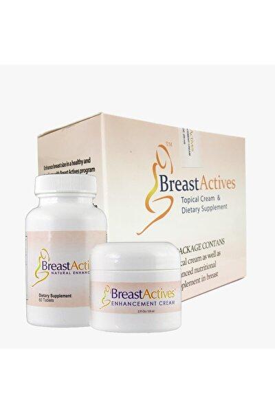 Breast Actives Göğüs Büyütücü Set