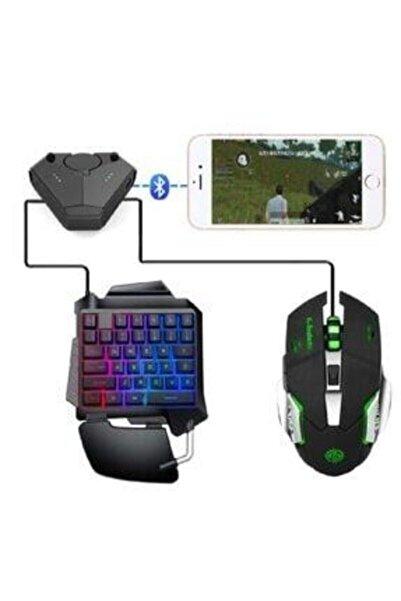 Pubg Oyun Konsolu 3in1 klavye Mouse Bağlayıcı Pubg