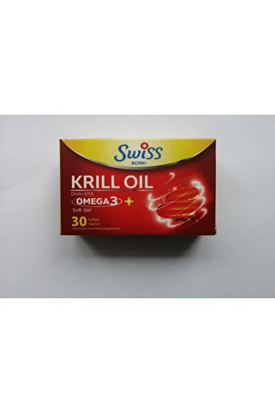 Pastil-krıll Oil30 Kapsül