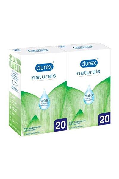 Naturals Prezervatif Ekstra Avantaj Paketi 40'lı