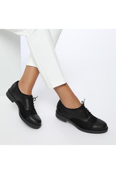 Ds17037-19s Siyah Kadın Topuklu Ayakkabı 100352223