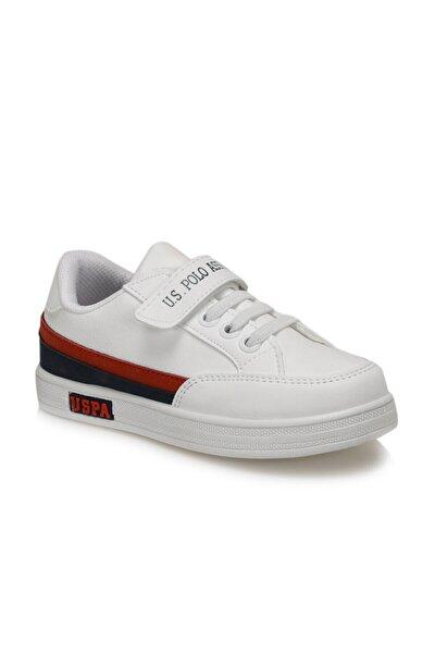 JAMAL 9PR Beyaz Erkek Çocuk Sneaker Ayakkabı 100429395