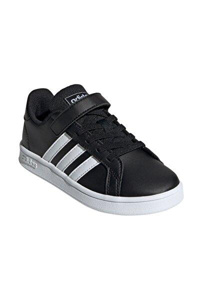 GRAND COURT C Siyah Unisex Çocuk Sneaker Ayakkabı 100481925
