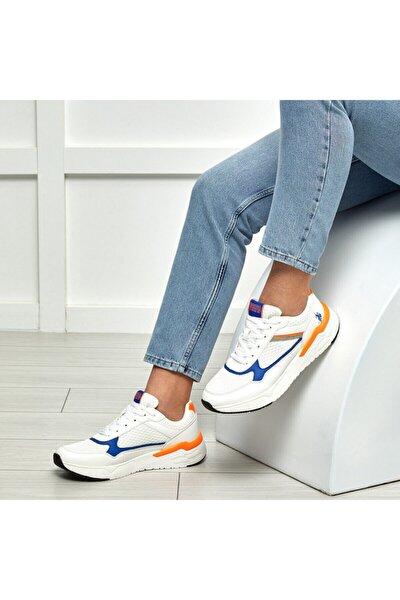 SUN Beyaz Erkek Spor Ayakkabı 100504904