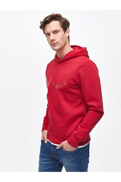 Kırmızı Sweatshırt