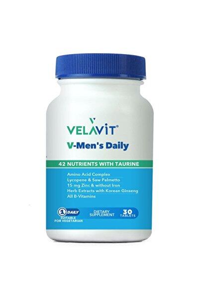 V-mens Daily Takviye Edici Gıda 30 Tablet