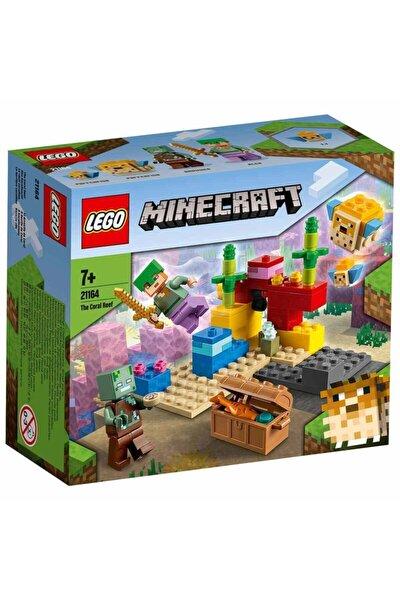 Minecraft Mercan Kayalığı 21164