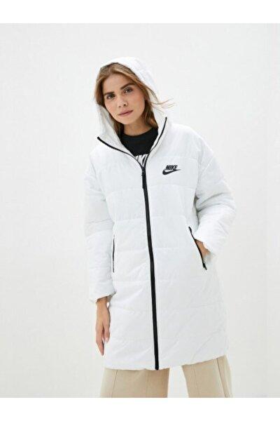 Kadın Mont Sportswear Synthetic-fill Parka Cz1463-100