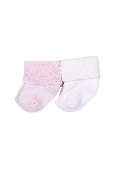 Organik Pamuk Basic 2'li Çorap