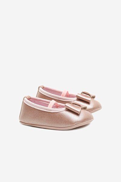 Fiyonklu Bebek Ayakkabı