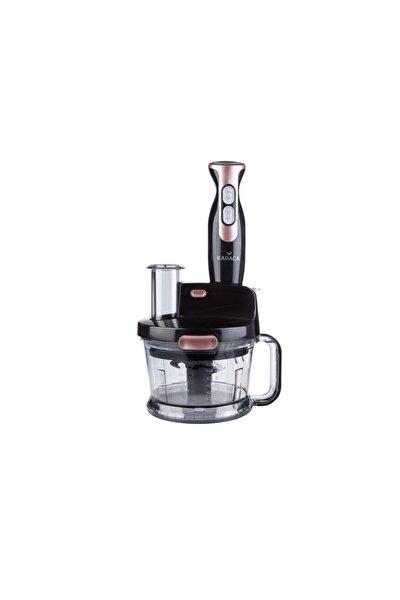 Pro-multimax 1001 Black Rose Robot Blender Set