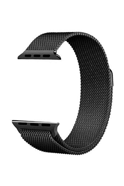 Apple Watch Uyumlu 38 - 40 mm Metal Mıknatıslı Renkli Kaliteli Kordon