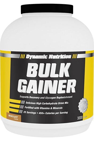 Dynamic Bulk Gainer 3000 gr (bisküvi Aromalı)