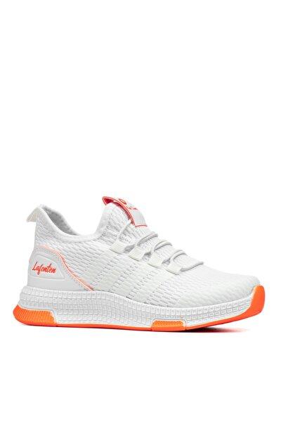 Unisex Çocuk Beyaz Spor Ayakkabı