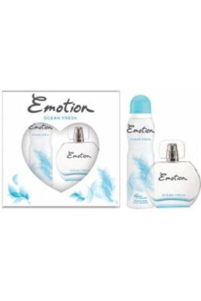 Ocean Fresh Bayan Edt 50 Ml + 150 Ml Deodorant Parfüm Seti