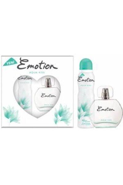 Aqua Kiss Bayan Edt 50 Ml + 150 Ml Deodorant Parfüm Seti