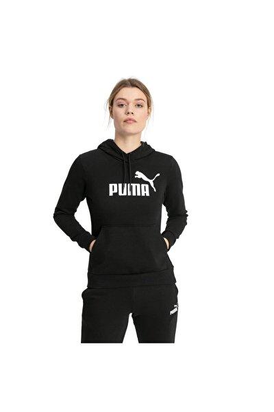 Kadın Sweatshirt - ESS Logo Hoody TR - 85179501