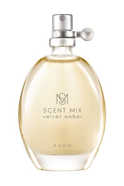Scent Mix Velvet Amber Edt 30 Ml Kadın Parfümü 5050136143299