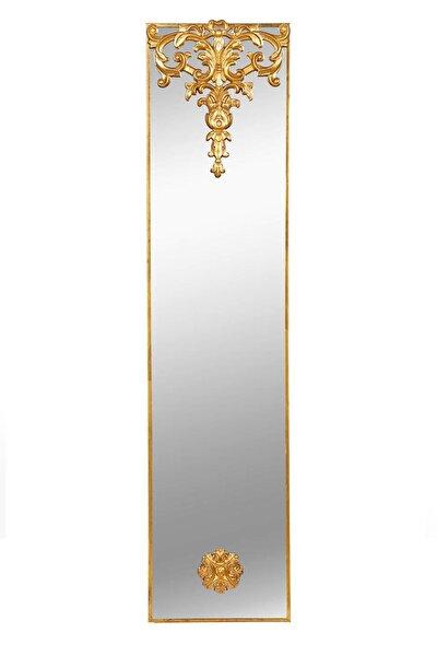 Floransa Niş Ayna Altın / Ölçüler: 110*25cm