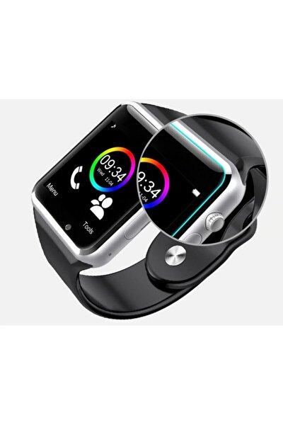 A1/2020 Modeli Sim Ve Sd Kart Girişli Bluetoothlu Kameralı Akıllı Saat