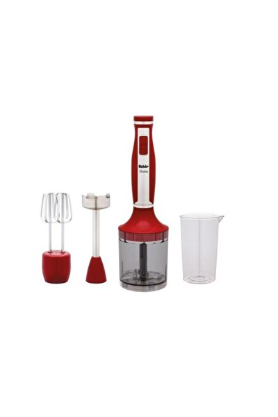 Shela Blender Set (kırmızı Renk)