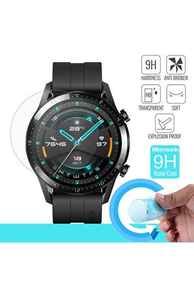 Watch Gt2 46mm Nano Cam Ekran Koruyucu, Microsonic