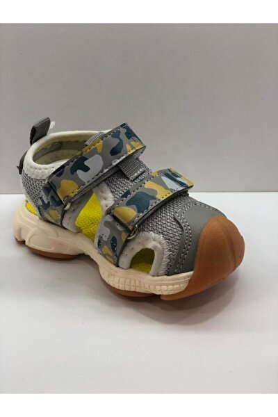 Erkek Çocuk Sarı  Sandalet 332.e20y.302-18