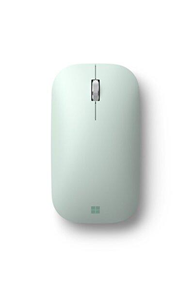 Ktf-00026 Modern Mobile Bluetooth Mouse Nane Yeşili