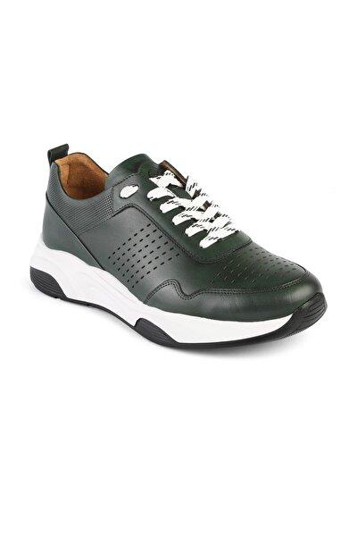 Kadın Haki Spor Ayakkabı 3313