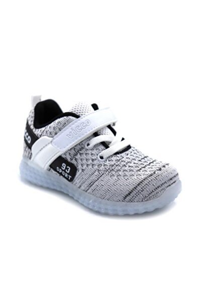 B20y.104 Beyaz Çocuk Spor Ayakkabı