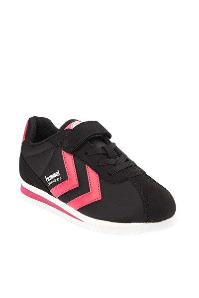 Hummel Ninetyone Jr Sneaker Siyah Pembe Unisex Çocuk Sneaker Ayakkabı 100432035
