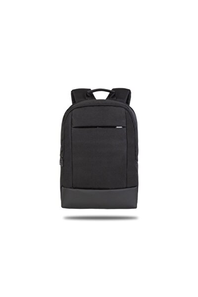 Bp-tw1700 Twin Color 17 Inç Uyumlu Laptop, Notebook Sırt Çantası -siyah